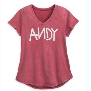 "Toy Story ""ANDY"" Women Shirt"